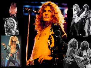 Free Robert Plant Screensaver Download